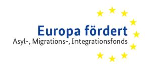 AMIF Europa fördert Logo