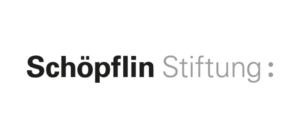 Schöpflin Stiftung Logo